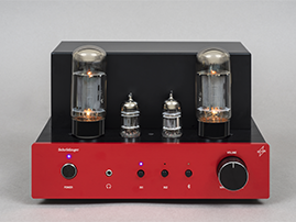 6L6 Compact Vacuum Tube Amplifier