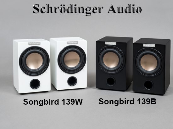 Songbird 139 Compact Bookshelf Loudspeakers (Coming Soon)